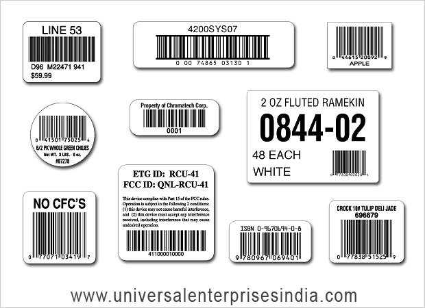 All Barcode Labels manufacturers suppliers sellers in ludhiana punjab india